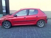 Foto Peugeot rojo