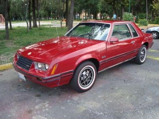 Foto Ford Modelo Mustang año 1981 en Gustavo a...
