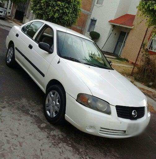 Foto Nissan Sentra 2004