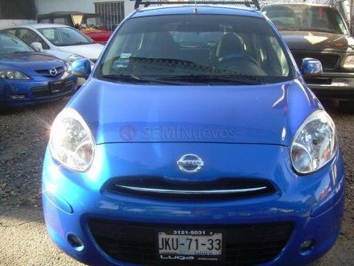Foto Nissan March 2013 65000