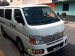 Foto Nissan Urvan 3p GX Larga 5vel aa 12 pasajeros