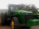 Foto John Deere Tractor 8430 2007