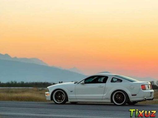 Foto Ford Mustang 2p GT Base 5vel tela