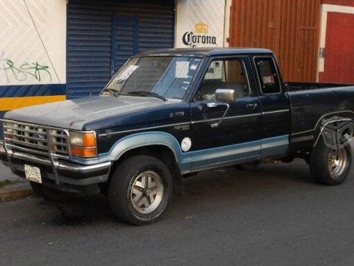 Foto Ford Modelo Ranger año 1989 en Iztapalapa...