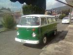 Foto COMBI VW Familiar 1974