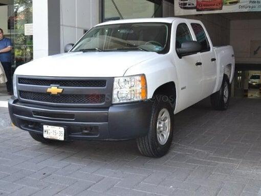 Foto Chevrolet Silverado 2500 Pick Up 2013 33000