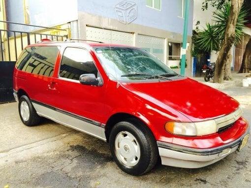Foto Nissan Modelo Quest año 1995 en Iztacalco...