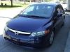 Foto Honda Civic azul marino 06
