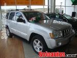 Foto Jeep grand cherokee 5p limited premium 4x2 5.7l...