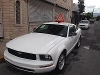Foto Ford Mustang 2006 6 cilindros blanco