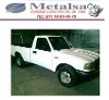 Foto Ford Ranger Pickup 2007 Bca. Estand Caja Larga,...