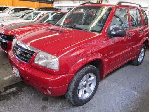 Foto Chevrolet Tracker 2005 0