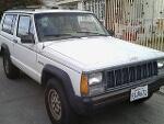 Foto Jeep Cherokee SUV 1993! Baratita!
