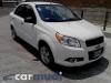 Foto Chevrolet Aveo 2012, color BLANCO, LAS HADAS
