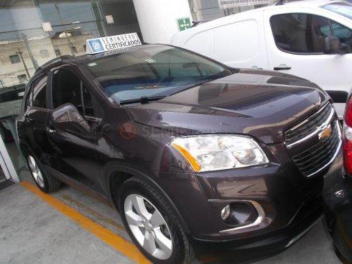 Foto Chevrolet Trax 2014 33000