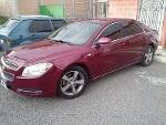 Foto Chevrolet malibu lt motor 3.6l 6v rojo barroco...