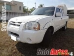 Foto Nissan frontier 2p king cab xe at 2001