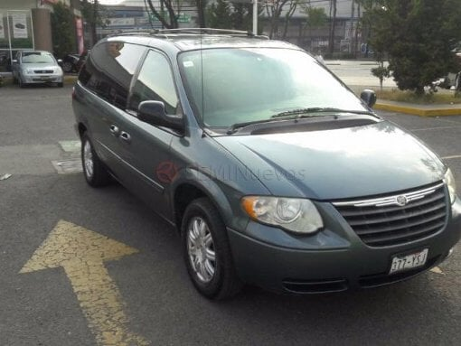 Foto Chrysler Town & Country 2005 87000