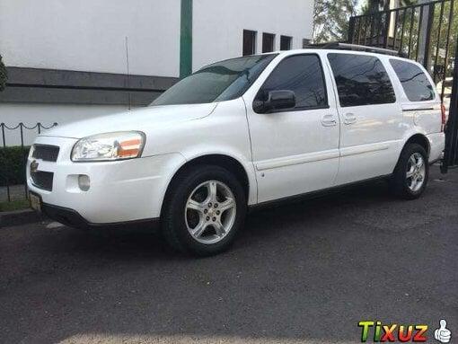 Foto Chevrolet Uplander C Extendida 5p aut a/ac...