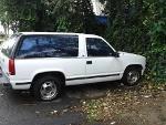 Foto Chevrolet Modelo Silverado suv año 1997 en...