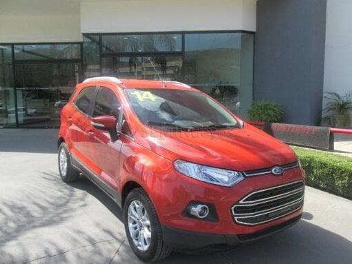 Foto Ford Ecosport 2014 50