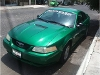Foto Ford mustang 2000 verde, clima, automatico