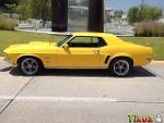 Foto Mustang 69 Hardtop Preparado para Arrancones -...