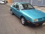 Foto Chrysler Modelo Shadow año 1992 en Cuauhtmoc...