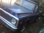 Foto Chevrolet Custom 1972