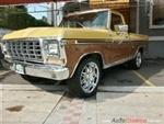 Foto Ford ranger xlt Pickup 1979