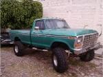 Foto Pick up ford 1975 ranger f250 4x4 v8 automatic