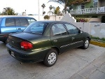 Foto Chevrolet Geo Sedán 2001