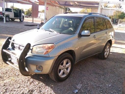 Foto Toyota RAV4 2005 240000