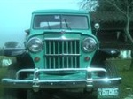 Foto Willys camioneta Pickup 1954