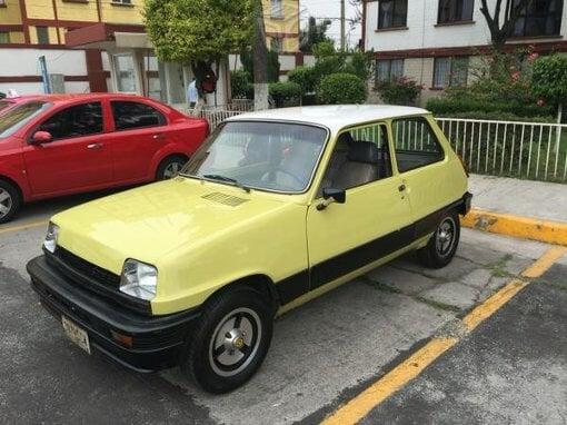 Foto Renault Modelo R 5 año 1984 en Venustiano...