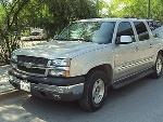 Foto Chevrolet Suburban SUV 2004