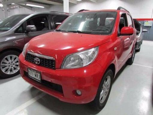 Foto Toyota Rush 2009 47000