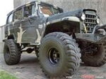 Foto Willys Jeep Willys wagon Vagoneta 1951