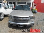 Foto Chevrolet colorado 4p pick up crew 4x4 3.5l b...
