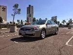 Foto Nissan Altima 4p SL High aut piel q/c CVT