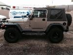 Foto Jeep wrnagler 4x4 equipado off road ensenada bc...