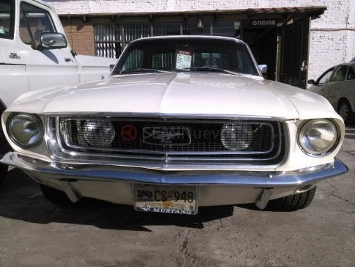 Foto Ford Mustang 1968 56000