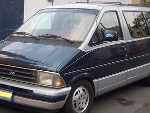 Foto Ford Otro Modelo Familiar 1995 Holograma 1...