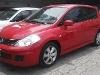 Foto Nissan Tiida Hatchback 2013