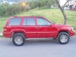 Foto Jeep grand cherokee 5p limited 4x4 v8 aut en...