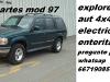 Foto Por partes explorer 97 4x4 v8 electrica