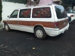 Foto Chrysler Town & Country Familiar 1991