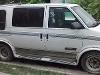Foto Chevrolet Astro Safari Minivan 1994