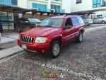 Foto Jeep Grand Cherokee 5p Limited 4x2 V8 aut