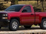 Foto Chevrolet Pick- Up Silverado 1500 Nueva 2015 a...